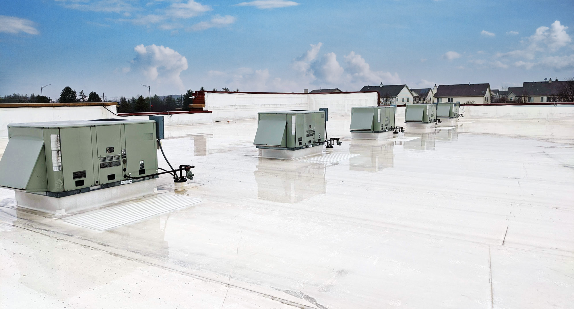 COMPLETE COMMERCIAL & RESIDENTIAL HVAC-R SERVICES